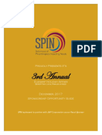 spin 2017 sponsorship packet