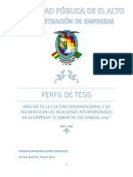 PERFIL DE TESIS CULTURA ORGANIZACIONAL.docx