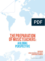 The Preparation of Music Teachers Global