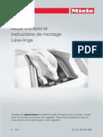 Mode d'emploi lave linge Miele.pdf