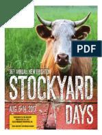 Stockyard Days 2017