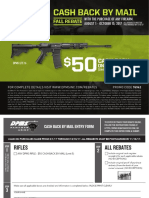 DPMS Fall 2017 Firearm Rebate