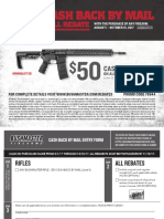 Bushmaster Fall 2017 Firearm Rebate