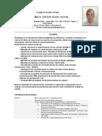 CV-Hilton Castañeda T. 20.06.16