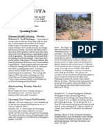 February 2006 Manzanita Native Plant Society Newsletter