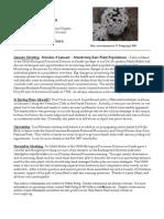 Jan 2007 Manzanita Native Plant Society Newsletter