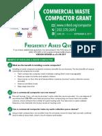 Compactor FAQ