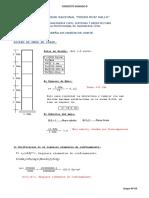 Ejercicio Concreto II