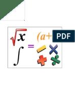 Dibujos d Matemática Dia de Logro