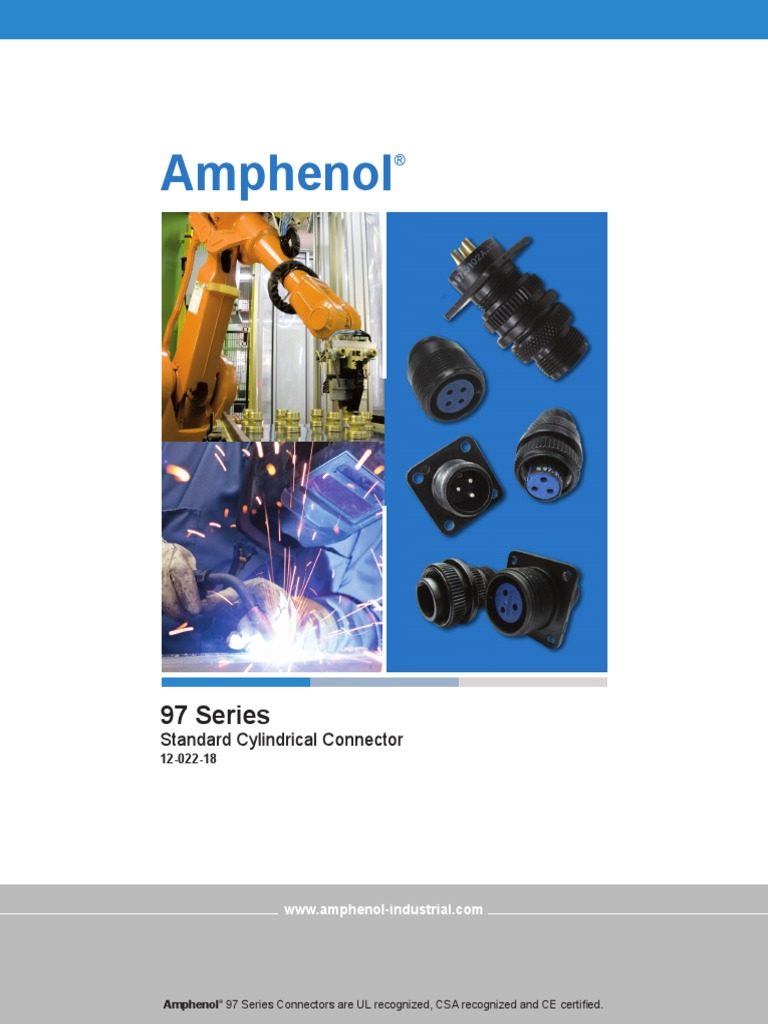 Amphenol Part Number 97-4106A-28-20S