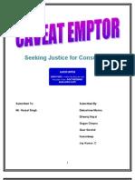 Caveat Emptor 2003