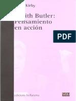 Vicki Kirby - Judith Butler. Pensamiento en accion.pdf