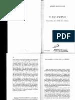 Ratzinger, j. Il Dio Vicino