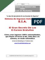 c905 SIA Secretos e Cursos 2012
