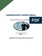 Analisis Politico y Globalizacion