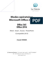 MsOffice 2013