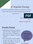 Basics of Transfer Pricing_Kartikeya