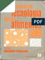 261213607 Fundamentos de Tecnologia de Los Alimentos Horst Dieter Tscheuschner