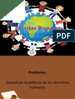 Defensa Derechos Humanos