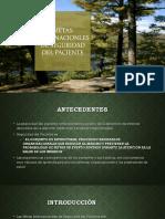Metas Internacionales Sobre Seguridad Del Paciente (2)