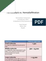 HDF vs HD