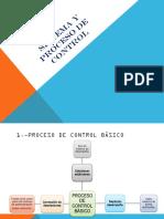 Sistema y Proceso de Control