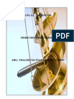 Manual de Apoyo de Derecho Tributario -  Prof. Abg. Ubaldo Matias Garcete Piris