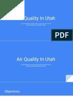 air quality in utah