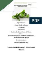 Organizador Didactico Del Aprendizaje Etapa 1