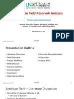 Geostatistics Presentation