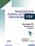 Estimativas COCOMO II ISBSG.pdf