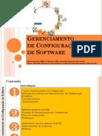 Gerenciamento de Configuração de Software