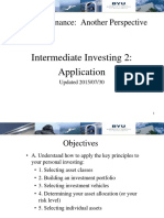 30 Investing 2 - Application