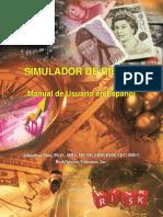 Manual Risk Simulator