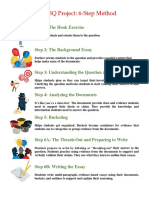 the dbq project poster  1