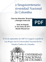 Cátedra 150 UN 210317_2 - Profesor Wasserman
