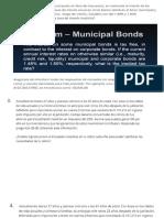 Ejercicios de  finanzas aplicadas a Matematica Financiera