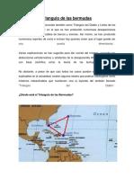 Leyenda Del Triangulo de Las Bermudas
