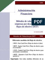 Metodos de Valuacion de Empresas Por DCF