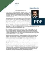Biografia de Edgar Allan Poe