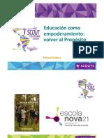 Eduard Vallory - Fórum Educativo IAR[1]