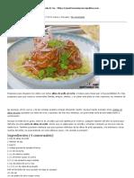 Alitas de Pollo Al Curry _ Gastronomía & Cía