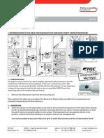 Bresle Kit Chloride Test Kit Sp7310 m44