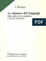 Barthes Roland_El-susurro-del-lenguaje.pdf