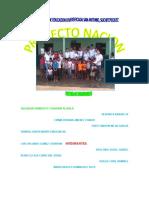Proyecto Nacion Grupo No. 2 Tema Eje Escuelas Saludables