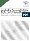 WEF EGW White Paper Reskilling