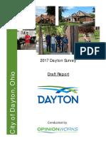 2017 Dayton Survey