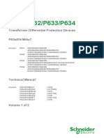 p63x en m As7 610-622-631 Technical Manual Vol 1
