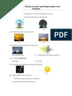 Guia de Estudio Ciencias Primer Año