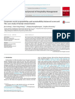 Corporate Social Responsibility and Sustainability Balanced Scorecard%3b the Case Study of Family-owned Hotels